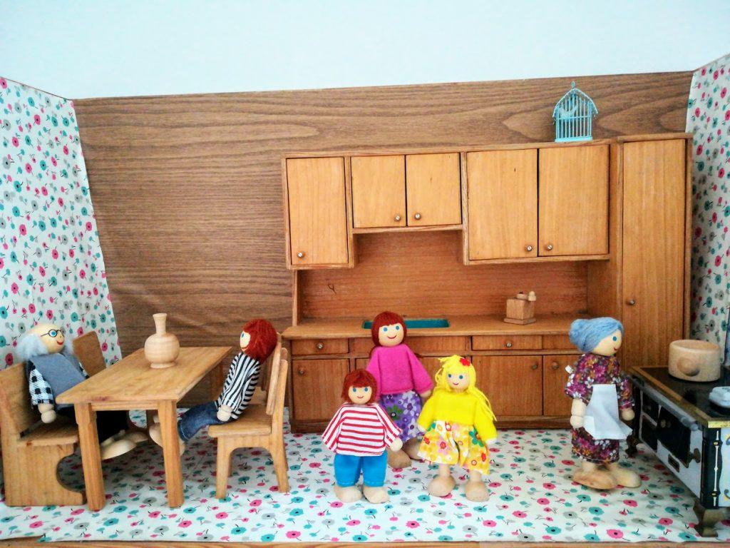 JuKip Puppenküche